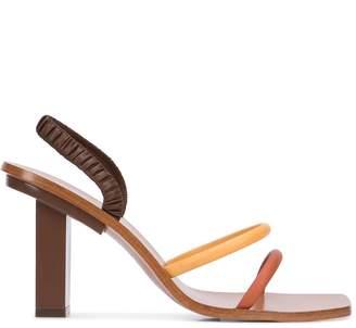 Cult Gaia heeled Kaia sandals