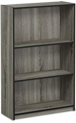 STUDY Zipcode Design Crow Standard Bookcase