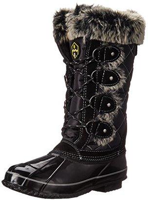 Khombu Women's Jandice-KH Cold Weather Boot $129 thestylecure.com