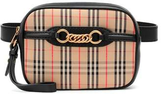 Burberry The 1983 Check Link belt bag