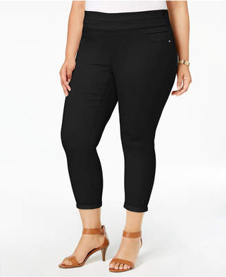 Style&Co. Style & Co Plus Size Pull-On Ankle Pants