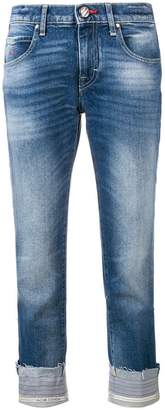 Jacob Cohen Karen straight cropped jeans