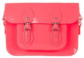 Melissa New Womens Pink Cambridge Satchel Co. Pu Handbags