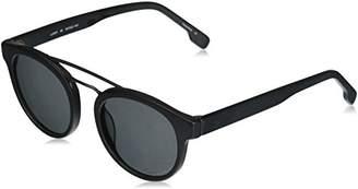 Joe's Jeans Women's JJ 2001 Modified Wayfarer Fashion Designer Sunglasses