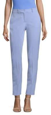 Michael Kors Garbadine Ankle Cigarette Pants