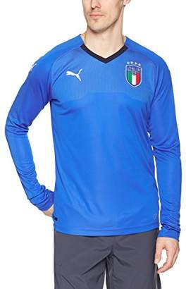 Puma Men's FIGC Italia Shirt Replica,XL