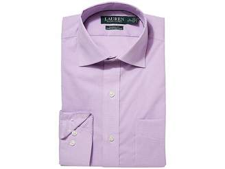Lauren Ralph Lauren Classic Fit No-Iron Cotton Dress Shirt