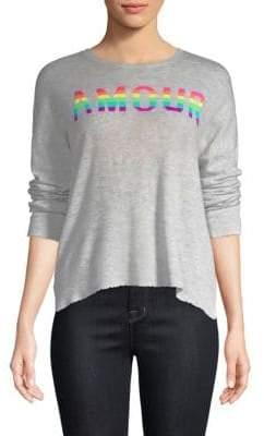 Sundry Armour Crewneck Sweater