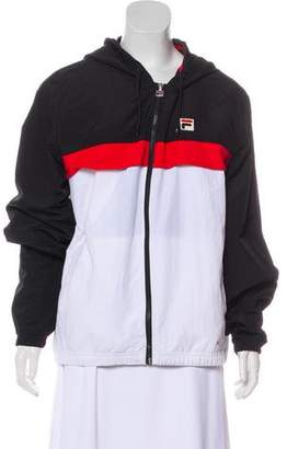 Fila Lightweight Zip-Up Jacket