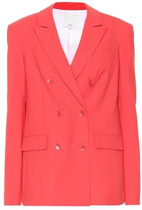 Tibi Steward wool-blend blazer