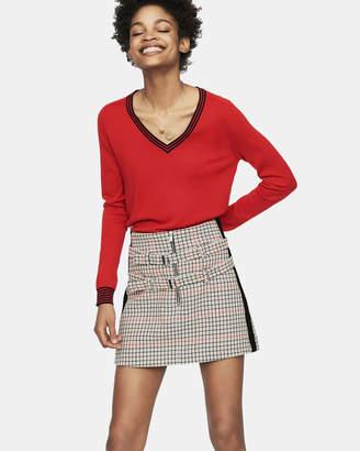 Maje Merino Knitwear