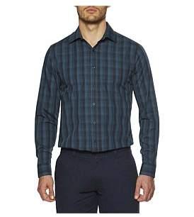Ben Sherman Window Pane Check Formal Slim Fit (Kings) Shirt