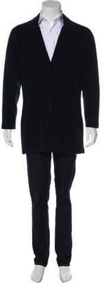 Giorgio Armani Knit Cashmere Jacket