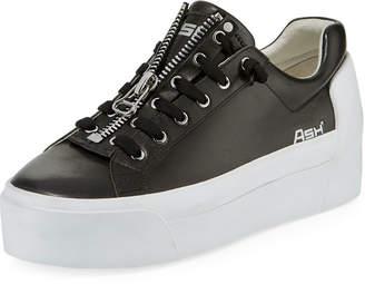 Ash Buzz Zip Platform Sneakers