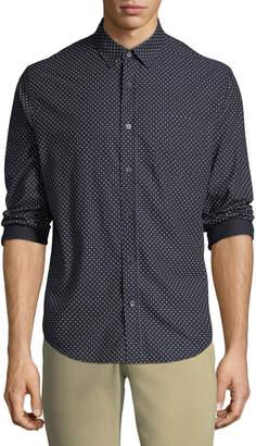 Vince Micro Stars Sport Shirt