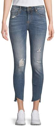 Vigoss Marley Ripped Cropped Jeans