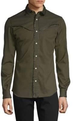 Valentino Long-Sleeve Shirt