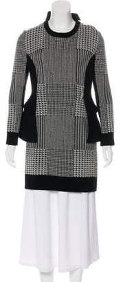 Sacai Wool Knit Dress