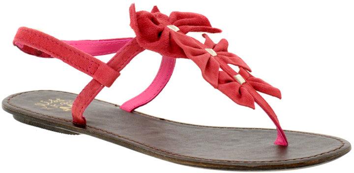 Miss KG Kiri Bow Flat Sandal