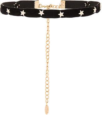 Ettika Velvet Star Choker in Black. $39 thestylecure.com