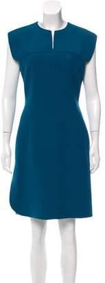 Derek Lam Wool Knee-Length Dress