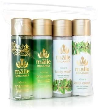 Jet Set Malie Organics Set Collection