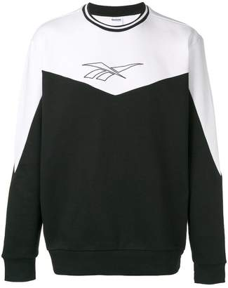 Reebok Vector crew-neck sweatshirt