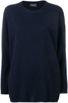 Roberto Collina loose knit sweater
