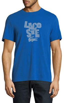 Lacoste Graphic Cotton T-Shirt