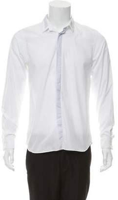 Calvin Klein Collection Button-Up Shirt