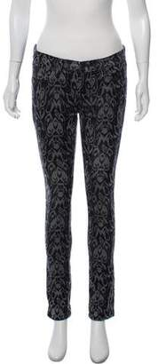 Rag & Bone Corduroy Mid-Rise Jeans