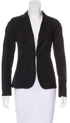 CNC Costume National Lightweight Notched-Lapel Blazer