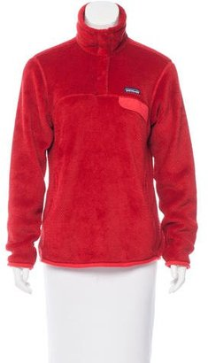 Patagonia Textured Long Sleeve Pullover $80 thestylecure.com