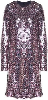 McQ Sequin-embellished Dress