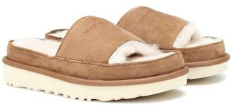Y/Project x UGG LS1 suede slides