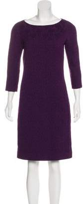 Michael Kors Wool & Silk Dress