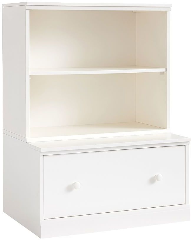 Cameron Bookcase Cubby and Drawer Base