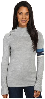 Smartwool Isto Sport Sweater $160 thestylecure.com