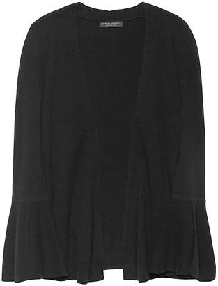 Banana Republic Cashmere Flared-Sleeve Open Cardigan Sweater