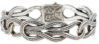 Konstantino Hercules Life Knot Bracelet $325 thestylecure.com