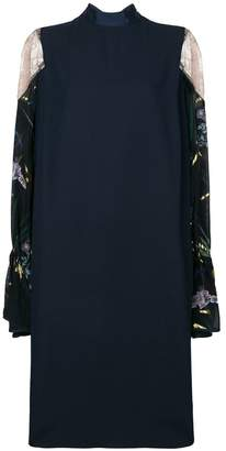 DAY Birger et Mikkelsen Mame floral sleeves midi dress