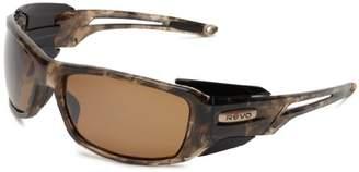 Revo Mens Guide Extreme RE4063-04 Polarized Iridium Sport Sunglasses
