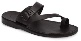 Jerusalem Sandals Abner Toe Loop Sandal