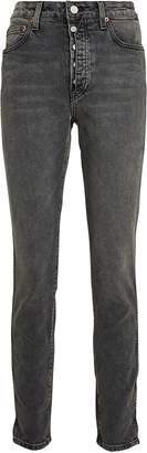 Trave Lawson High-Rise Skinny Jeans