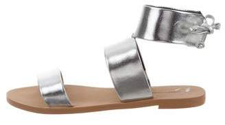 Rebecca Minkoff Leather Ankle Strap Sandals