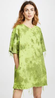 Marques Almeida Oversized T-Shirt Dress