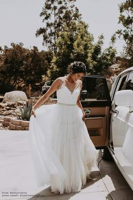 BHLDN Wtoo By Watters Cassia Gown