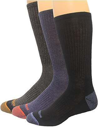 Rockport Men's Comfort Crew Sock