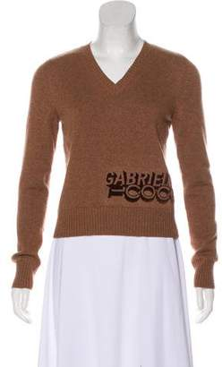 Chanel 2017 Cashmere Sweater