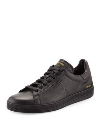 York Chain-trimmed Suede Driving Shoes - BrownTom Ford ErDTaiu